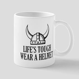 Wear A Helmet Mug