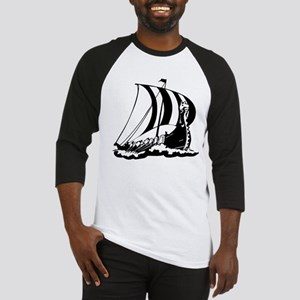 Viking Ship Baseball Jersey