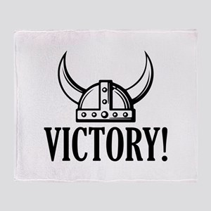 Victory! Throw Blanket