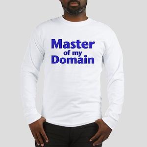 Master of my Domain - Long Sleeve T-Shirt