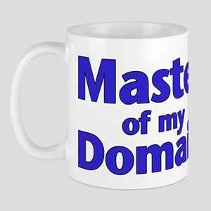 Master of my Domain - Mug
