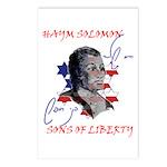 Haym Solomon Postcards (Package of 8)