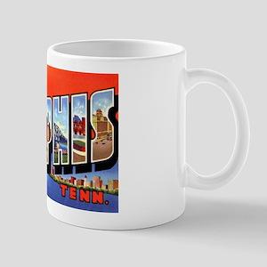 Memphis Tennessee Greetings Mug