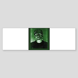 Frankenstein Sticker (Bumper)