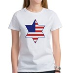 American Star of David Women's T-Shirt