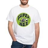 Automotive Mens Classic White T-Shirts