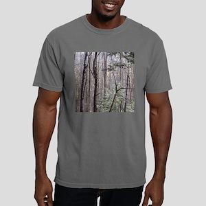 Scenery Of Trees Mens Comfort Colors Shirt