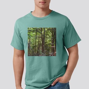 Scenery Of Trees Mens Comfort Colors Shirt
