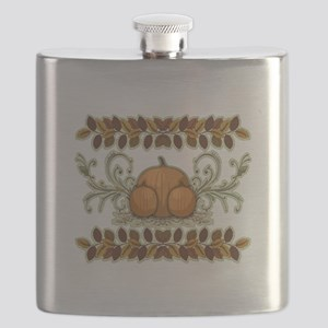 Autumn Bounty Flask