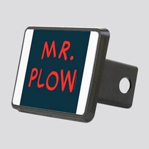 Mr Plow Rectangular Hitch Cover