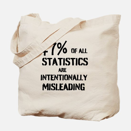 47% OF ALL STATISTICS ARE INTENTIONALLY MISLEADING