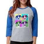tallulah_circle1.png Womens Baseball Tee