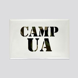 Camp UA Rectangle Magnet