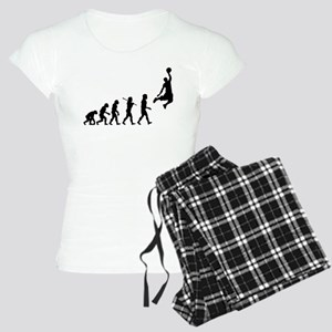 Basketball Evolution Jump Women's Light Pajamas