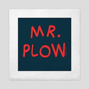 Mr Plow Queen Duvet