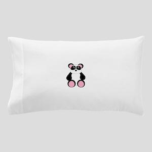 Sweet Cartoon Panda Bear Pillow Case