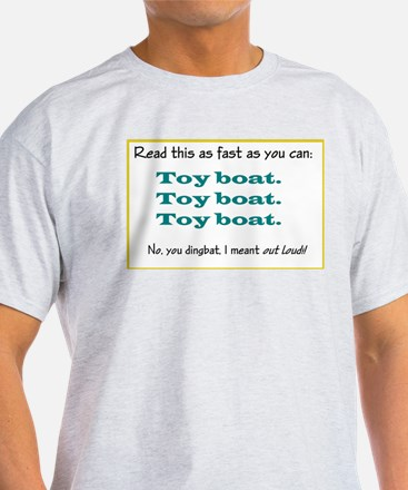 Toy boat T-Shirt