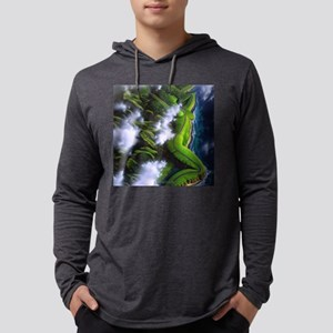 Unveiled Mens Hooded Shirt