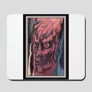 Zombie Tattoo Mousepad