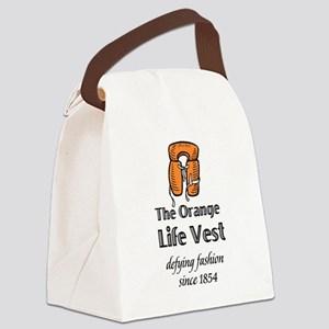 Water sports humor Canvas Lunch Bag