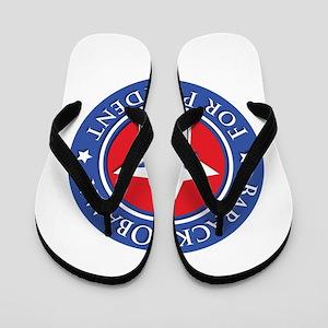 Re-Elect Barack Obama Flip Flops