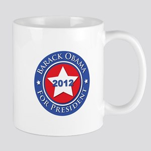 Re-Elect Barack Obama Mug