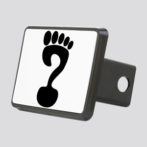 The Bigfoot Question Rectangular Hitch Cover