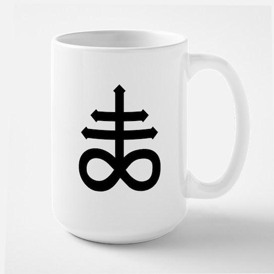 Hermetic Alchemical Cross Large Mug