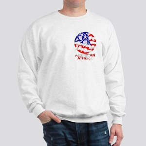 American Atheist Heavy Sweatshirt