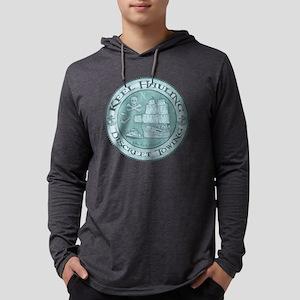 keel-hauling-T Mens Hooded Shirt