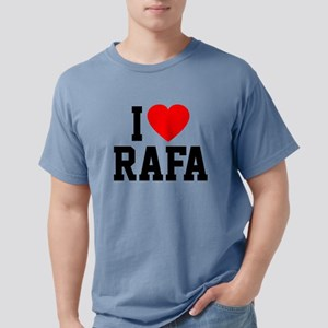 Heart Rafa Mens Comfort Colors Shirt