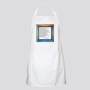The Nature of Success Apron