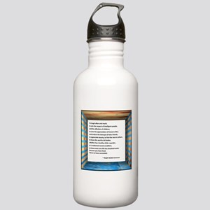 The Nature of Success Stainless Water Bottle 1.0L