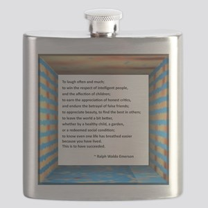The Nature of Success Flask