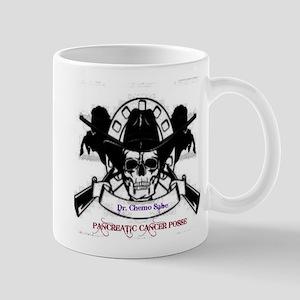 Pancreatic Cancer Posse Mug