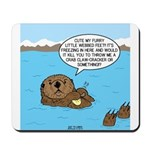 Mad Sea Otter Mousepad