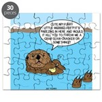 Mad Sea Otter Puzzle