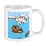 Mad Sea Otter Mug