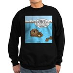 Mad Sea Otter Sweatshirt (dark)