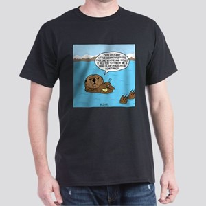Mad Sea Otter Dark T-Shirt