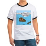 Mad Sea Otter Ringer T