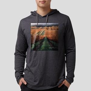 5x5 LV LosOlivos Mens Hooded Shirt