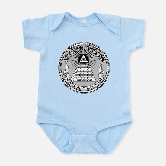 Eye of Providence Infant Bodysuit