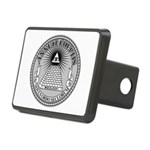 Eye of Providence Rectangular Hitch Cover