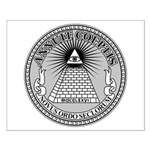 Eye of Providence Small Poster