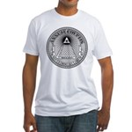 Eye of Providence Fitted T-Shirt