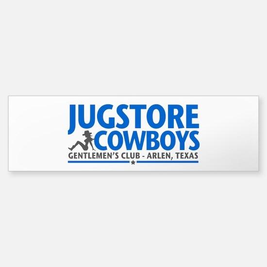 Jugstore Cowboys Sticker (Bumper)