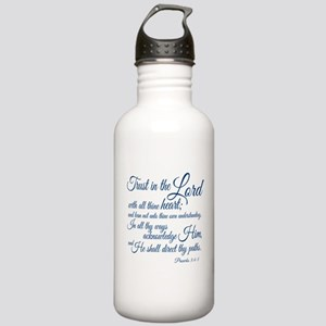 Trust in the Lord Stainless Water Bottle 1.0L