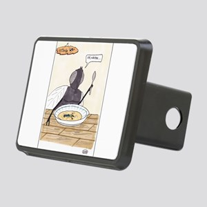 Man in the Soup Rectangular Hitch Cover