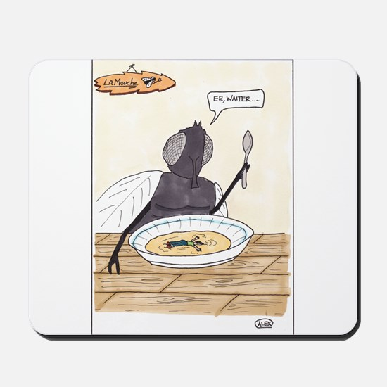 Man in the Soup Mousepad